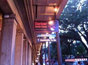 Corner Bar in New Orleans