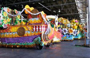 Mardi Gras World Warehouse
