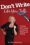 Don't Write Like You Talk Cover