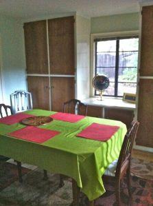 Dining room part I