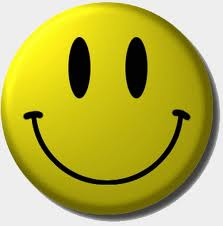 smiley face from the seventies