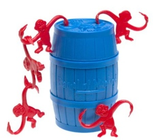 Barrel full of Monkeys